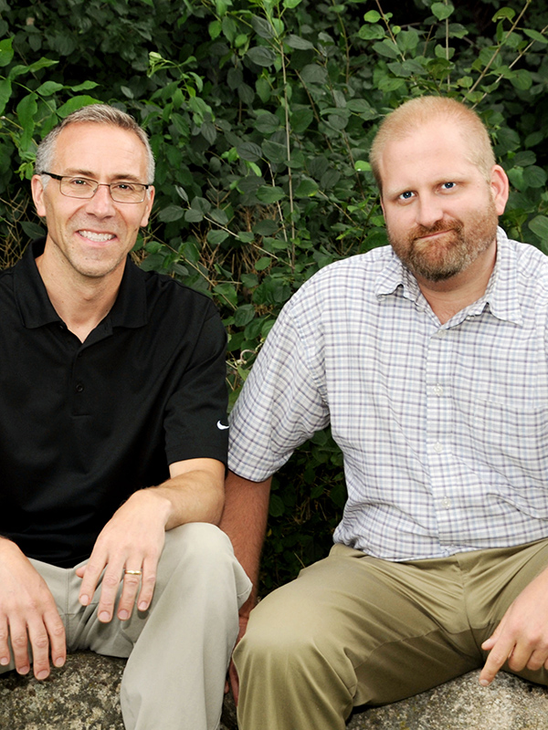 Dr. Wilkert and Dr. Keen - Owners of Fox Valley Veterinary Service