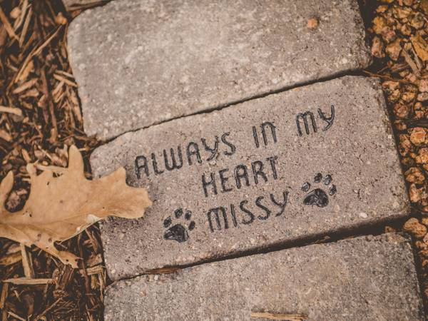 Memorial Garden Personalized Brick